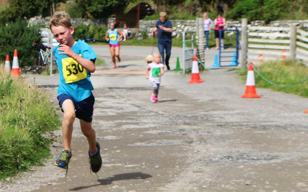 Coll Half Marathon 2016