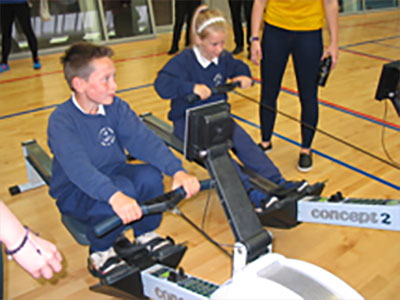 Coll Half Marathon funds school trip for Arinagour Primary School