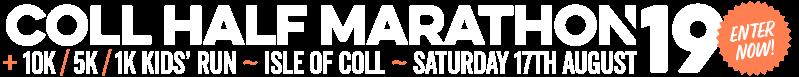 Coll Half Marathon 2018